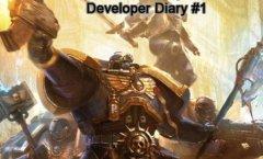 Warhammer 40 000 Space Marine Developer Diary #1 на русском