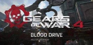 Gears of War 4. Мультиплеерная карта Blood Drive