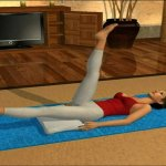 Скриншот Daisy Fuentes Pilates – Изображение 12