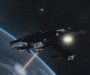 Разработчики Star Citizen засняли бои на видео