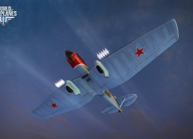 Небо и земля: World of Warplanes на КРИ 2012