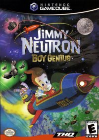 Обложка Jimmy Neutron: Boy Genius