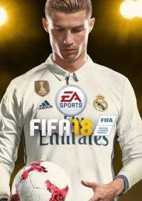 FIFA 18 – фото обложки игры