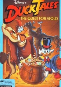Disney's Duck Tales: The Quest for Gold – фото обложки игры