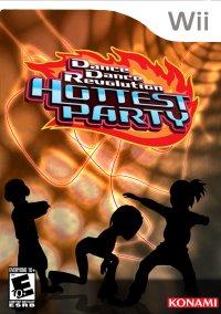 Обложка Dance Dance Revolution Hottest Party