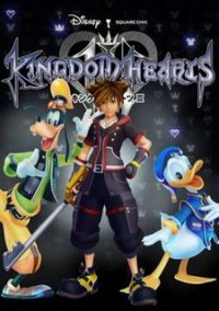 Обложка Kingdom Hearts 3