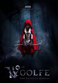 Обложка Woolfe: The Red Riding Hood Diaries