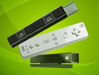 Зачем восьмому поколению консолей кинетические контроллеры