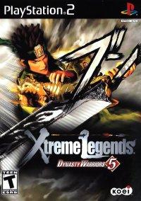 Dynasty Warriors 5: Xtreme Legends – фото обложки игры