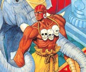 Дхалсим и новые персонажи найдены в файлах  Street Fighter 5