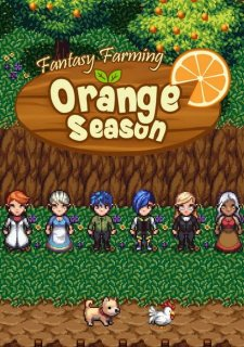 Fantasy Farming: Orange Season