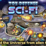 Скриншот Toy Defense 4: Sci-Fi