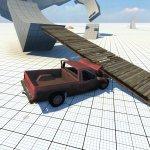 Скриншот BeamNG-DRIVE Alpha v0.3 070813 – Изображение 8