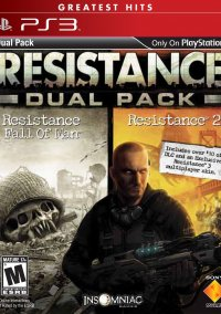 Resistance Dual Pack – фото обложки игры