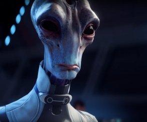 Вновом ролике Mass Effect: Andromeda представили саларианца-политика
