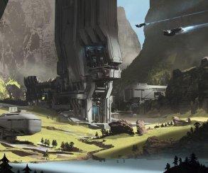 Разработчики Halo 5 представили самую большую карту во всей серии