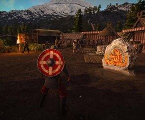 Первый трейлер Valnir Rok— RPG про викингов сэлементами выживания