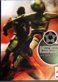 Обложка ISS Pro Evolution