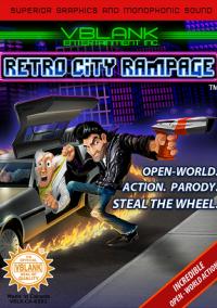 Обложка Retro City Rampage