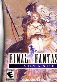 Обложка Final Fantasy IV Advance