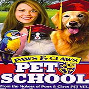Обложка Paws & Claws: Pet School