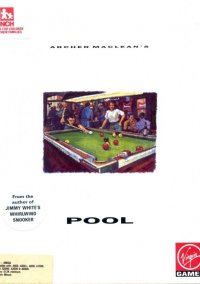 Обложка Archer MacLean's Pool