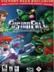 Обложка Fusion Fall