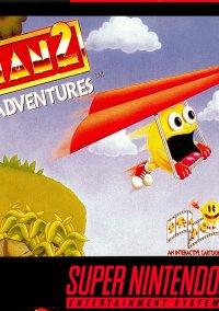 Обложка Pac-Man 2: The New Adventures