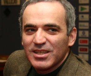 Гарри Каспаров сравнил шахматы с видеоиграми