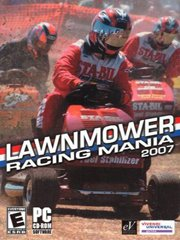 Обложка Lawnmower Racing Mania 2007