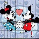 Скриншот Disney Puzzle Slider