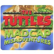 Обложка The Tuttles: Madcap Adventures