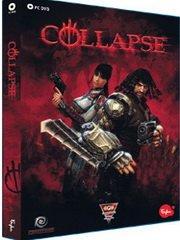 Обложка COLLAPSE: Ярость