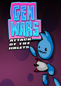 Обложка Gem Wars: Attack of the Jiblets