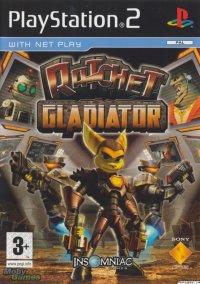 Обложка Ratchet : Gladiator