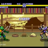 Скриншот Teenage Mutant Ninja Turtles: Tournament Fighters