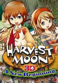 Обложка Harvest Moon: A New Beginning