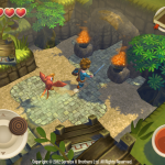 Скриншот Oceanhorn: Monster of Uncharted Seas – Изображение 6