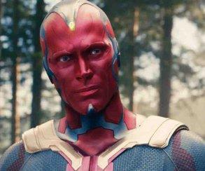 Первое фото супергероя из «Войны бесконечности»: это Вижен!