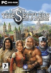 Обложка The Settlers 6: Rise of an Empire