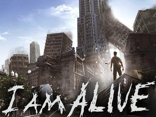 Летсплейщина: I Am Alive