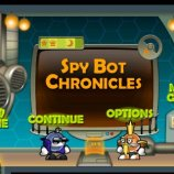 Скриншот Spy Bot Chronicles