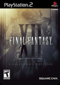 Обложка Final Fantasy XII:  Collector's Edition