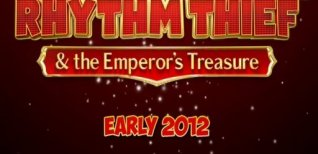 Rhythm Thief & the Emperor's Treasure. Видео #1