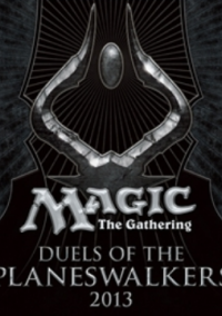 Обложка Magic: The Gathering - Duels of the Planeswalkers 2013