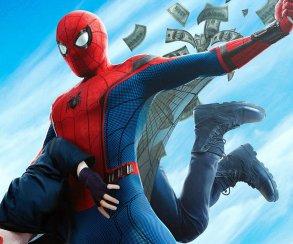 Из-за «Возвращения домой» фильмы Marvel собрали больше $12 миллиардов