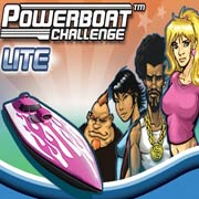 Обложка Powerboat Challenge