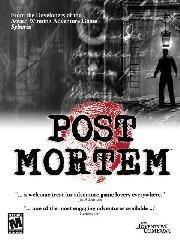 Обложка Post mortem