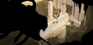 Lara Croft Go. Презентация проекта на E3 2015