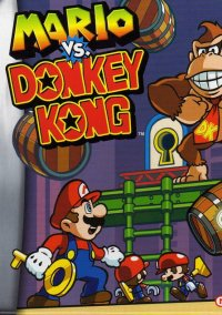 Обложка Mario vs. Donkey Kong